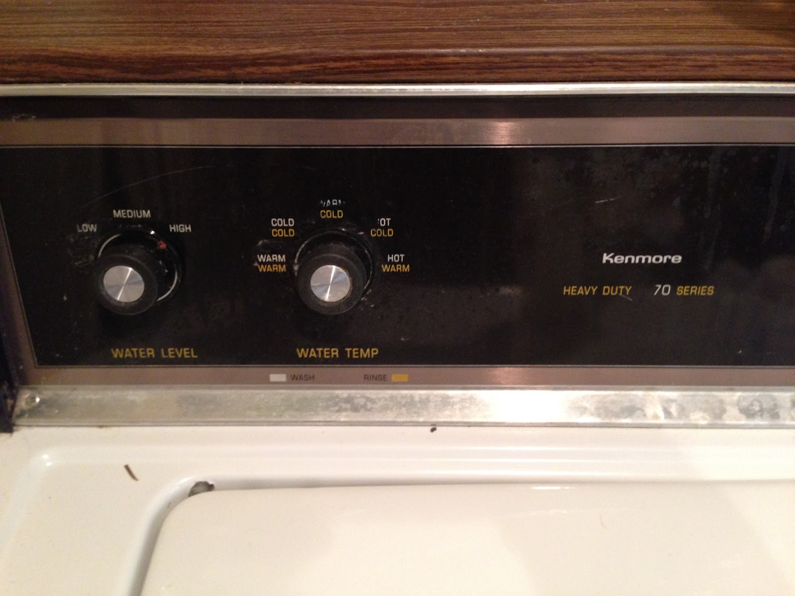 Kenmore 70 series washer agitator troubleshooting / ve ... on