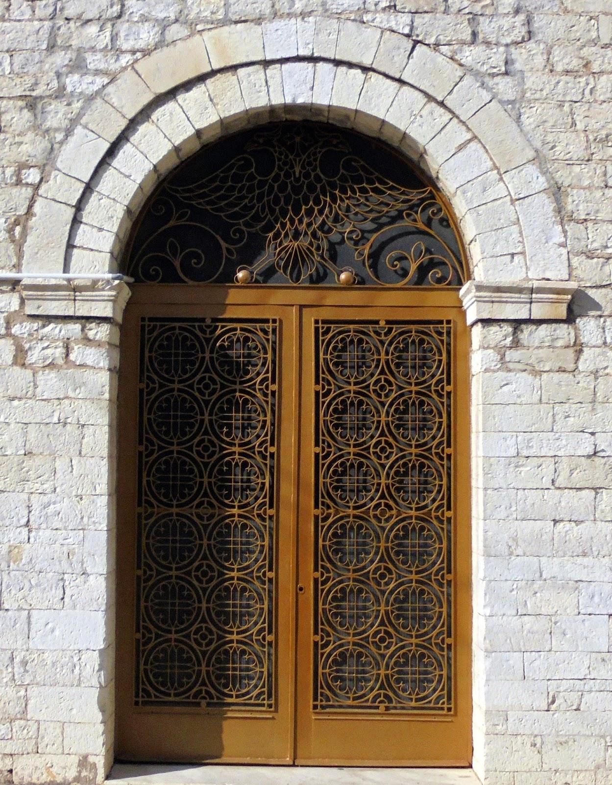 το ναό της αγίας Παρασκευής στο Μεσολόγγι