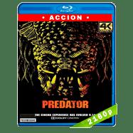 El depredador (2018) ULTRA HD BDREMUX 2160p Latino
