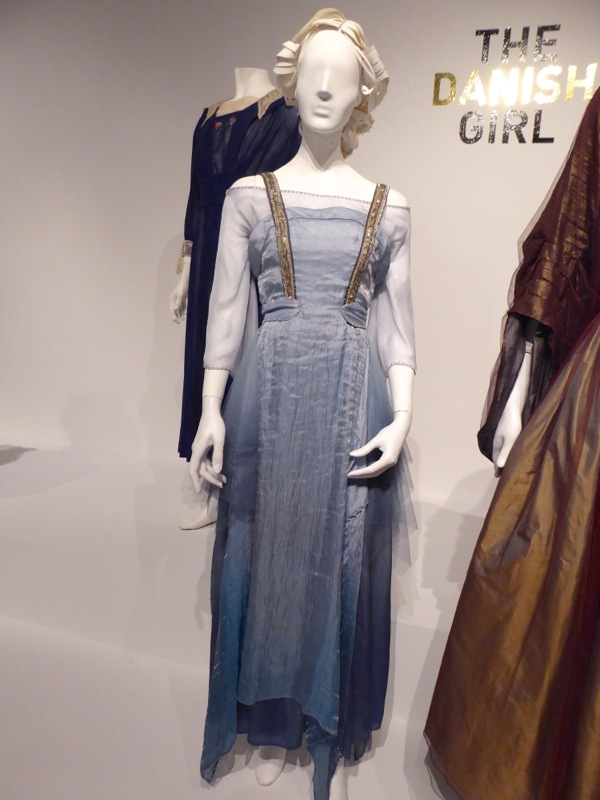 Gerda Wegener Danish Girl film costume