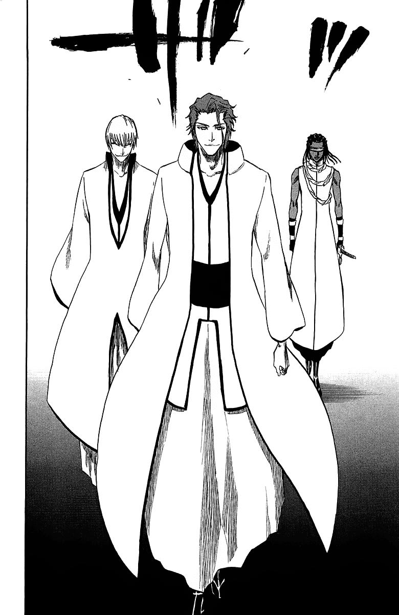 Bleach chapter 244 trang 17