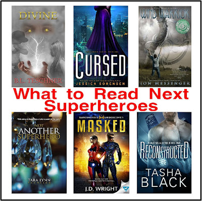 Enjoy a super read with these fun Superhero romances. You'll find all kinds of super abilities and villians to conquer here.