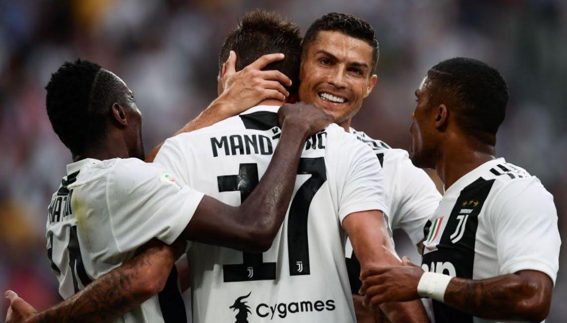Dove Vedere JUVENTUS EMPOLI Streaming Diretta TV Online con CR7 Cristiano Ronaldo infortunato