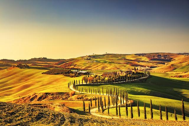 Chianti na Toscana