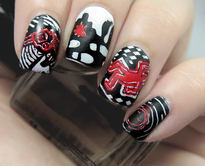 Nail Art // The Digit-al Dozen Does Story Genres: Murder Mystery ...