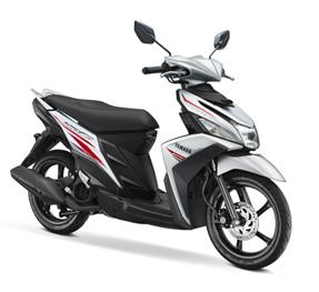Yamaha Mio Z Terbaru 2016 putih