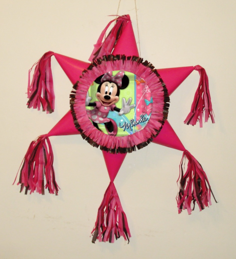 Pinatas Star Shaped Pinatas 5
