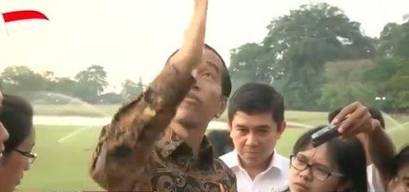 Rupiah terperosok ke level Rp 14.816, Jokowi kumpulkan menteri di Istana Merdeka