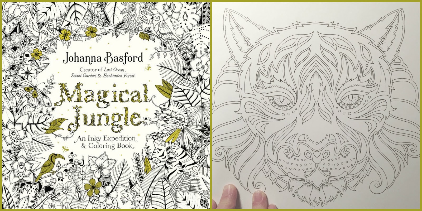 4 Adult Coloring Books You Wont Want To Miss Johanna Basford