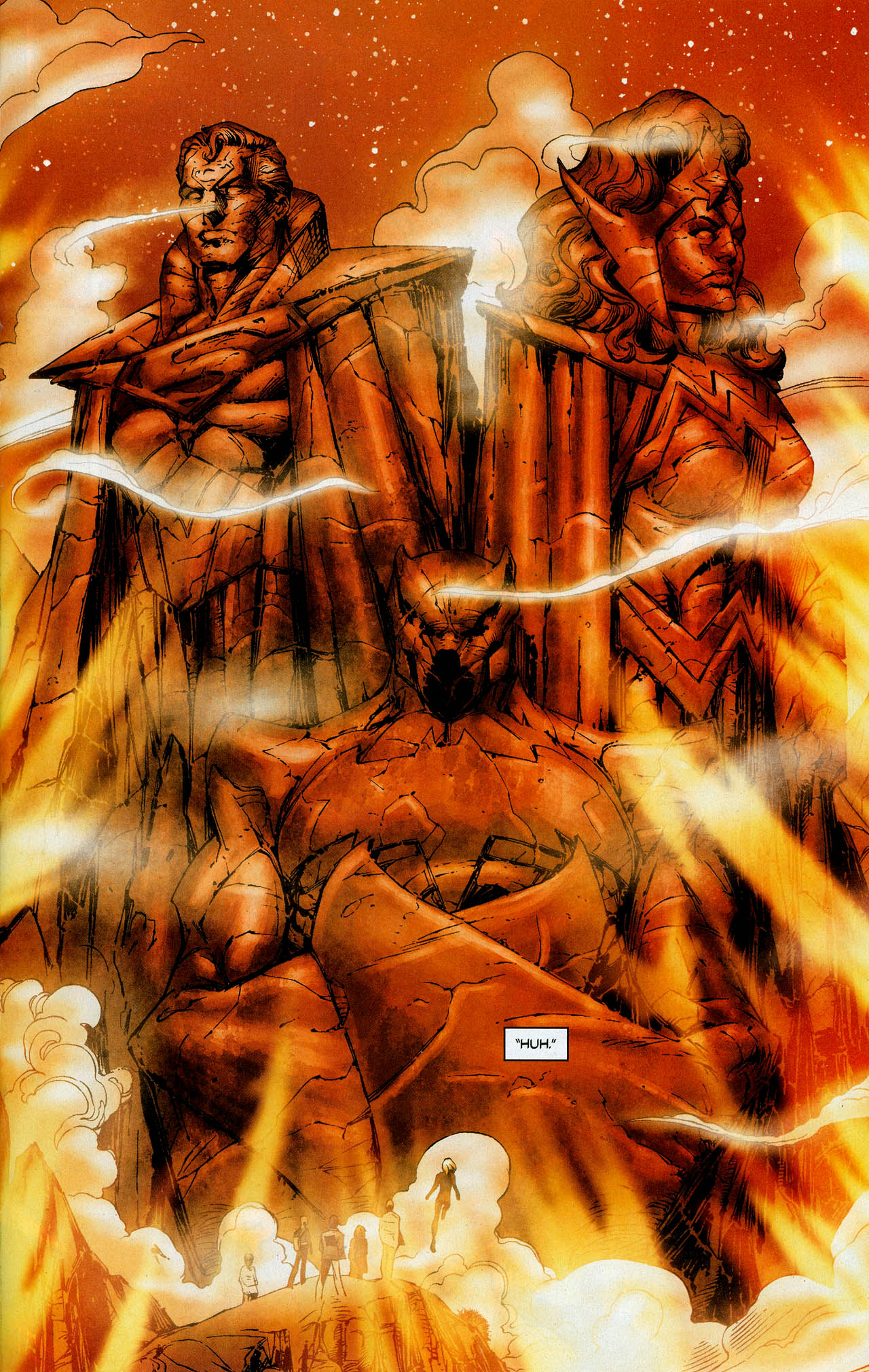 Read online Trinity (2008) comic -  Issue #1 - 34