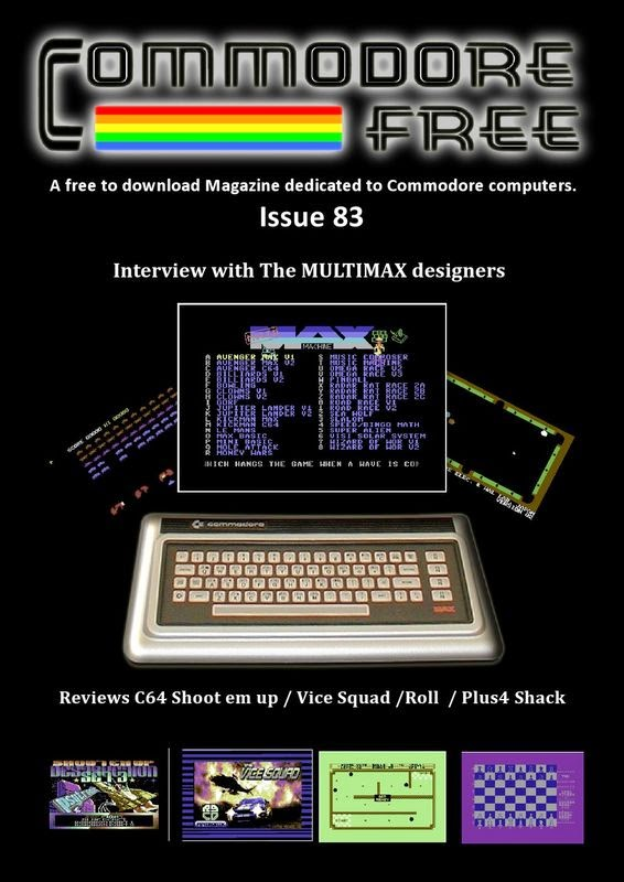 Commodore Free Magazine Issue 83 - 2014