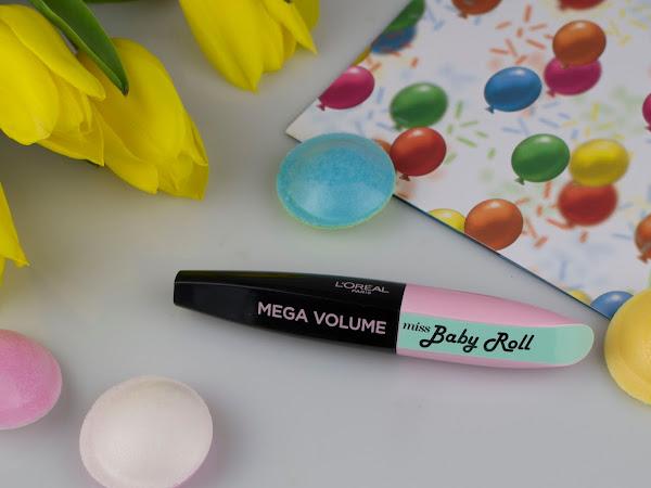 L'Oréal Paris // MEGA VOLUME Miss Baby Roll Mascara