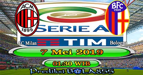 Prediksi Bola855 AC Milan vs Bologna 7 Mei 2019