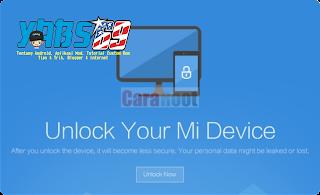 Cara Mudah Unlock Bootloader Xiaomi Redmi 4X (Santoni)