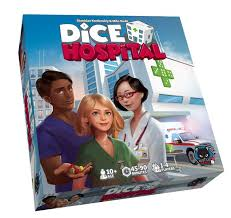 dice hospital boite