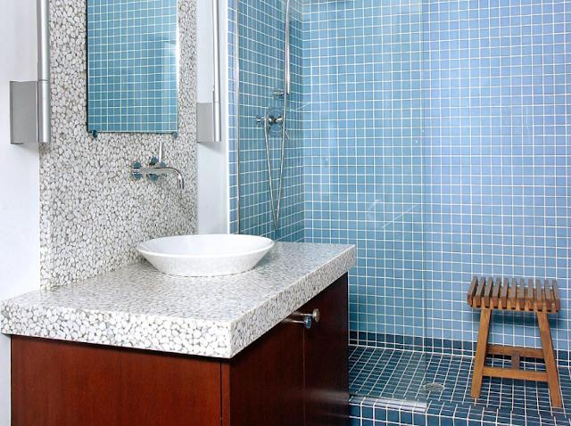 ukuran keramik kamar mandi