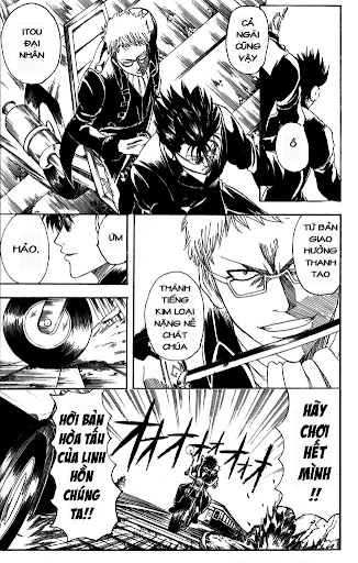 Gintama Chap 164 page 5 - Truyentranhaz.net