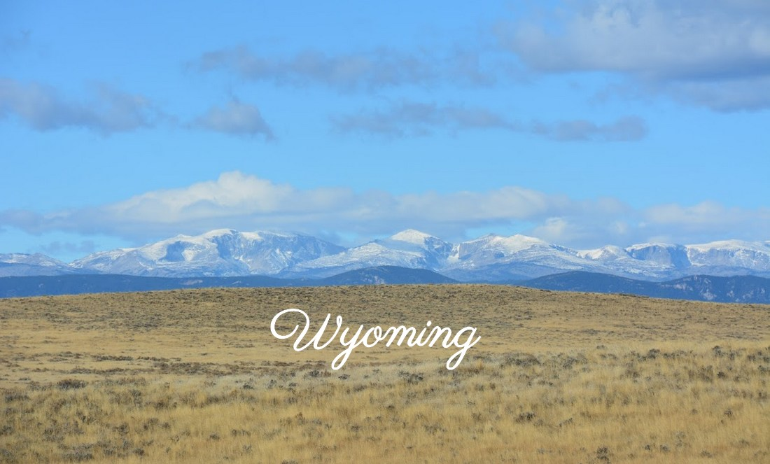 Incontournables Road-trip Wyoming
