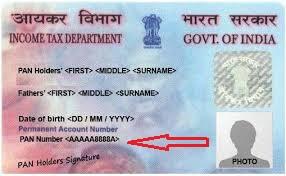 Good morning zindagi: Means of PAN card numbers in hindi :