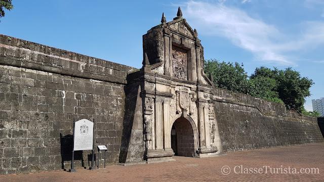Forte Santiago, Intramuros, Manila