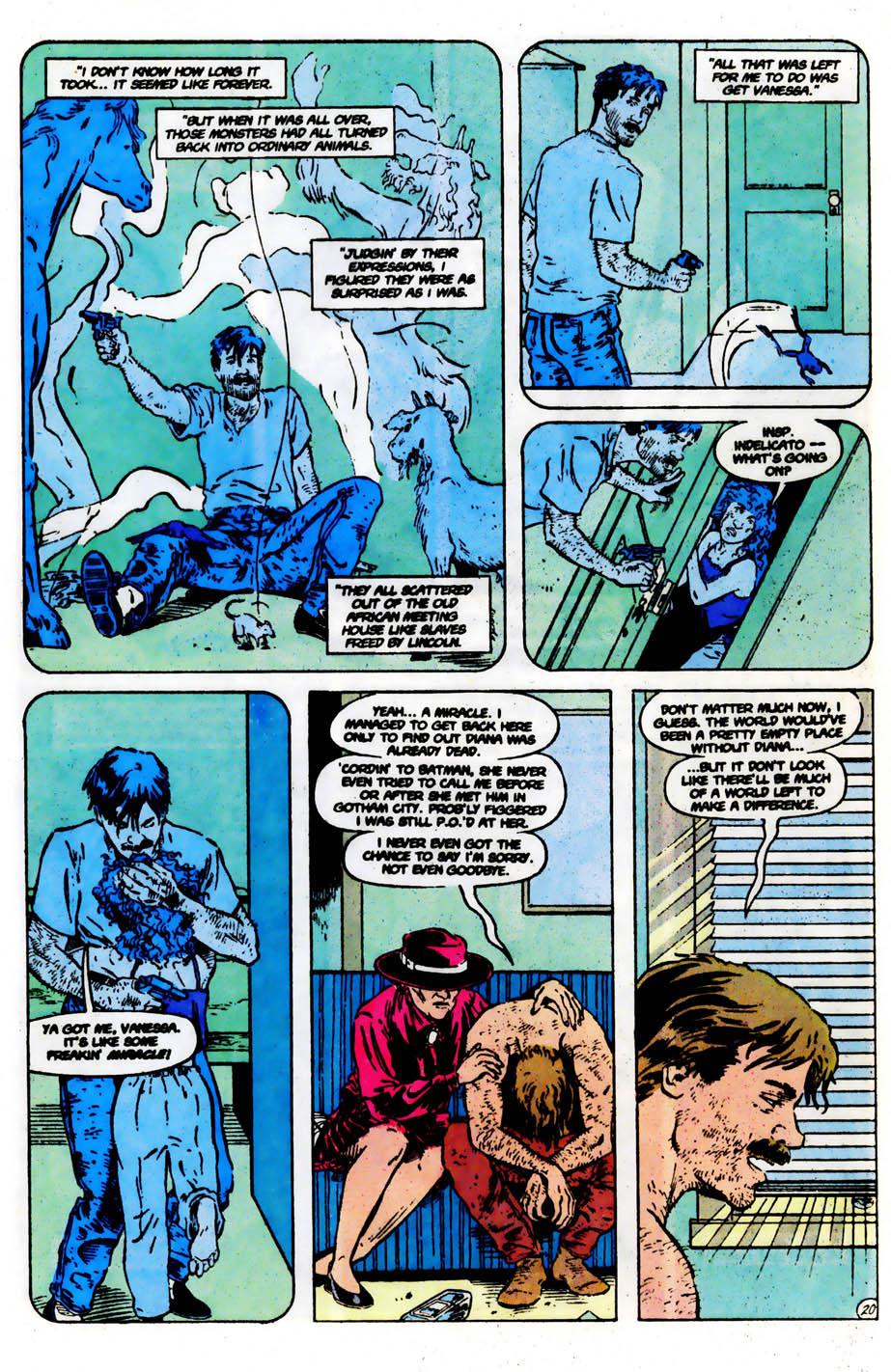 Read online Wonder Woman (1987) comic -  Issue #61 - 22