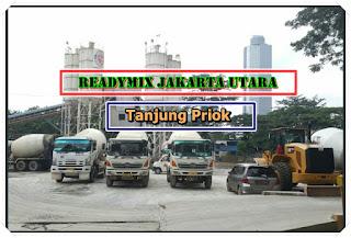 Harga Beton Cor Jayamix & ready mix Tanjung priok