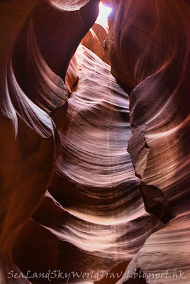 羚羊峽谷, Antelope Canyon