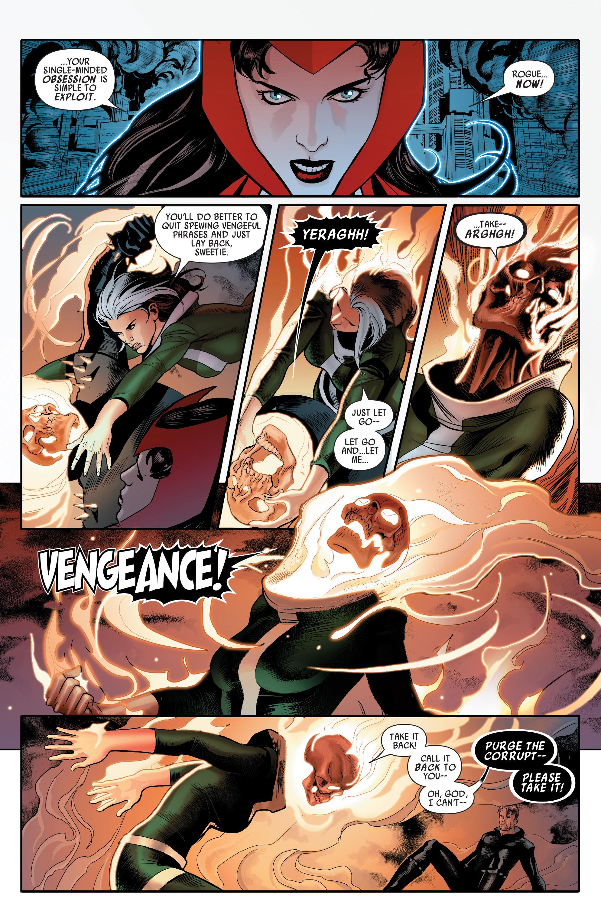 Read online Uncanny Avengers (2012) comic -  Issue # Annual 1 - 31