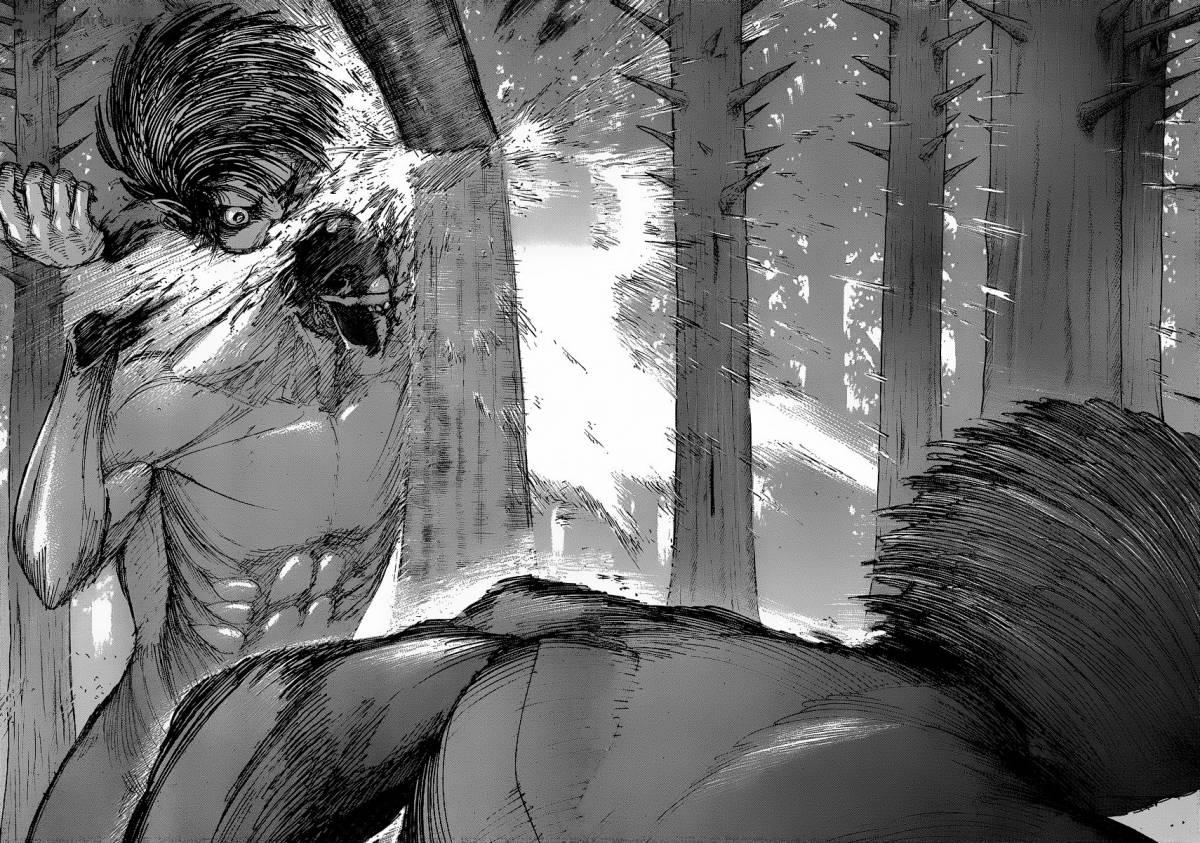 Shingeki no Kyojin Ch 29: Hammer