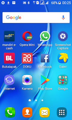 Aplikasi Screenshot Capture Android
