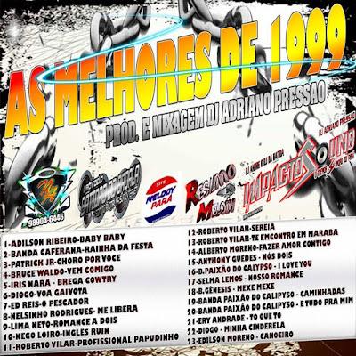 CD AS MELHORES DE 1999