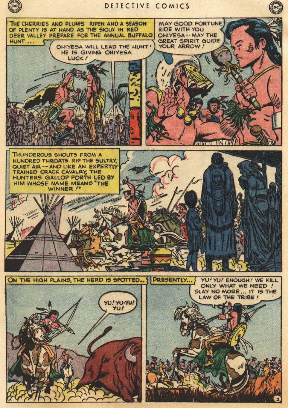 Detective Comics (1937) 155 Page 36