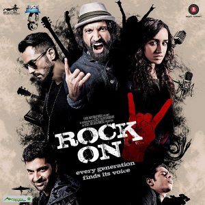 Rock On 2 (2016) MP3 Songs