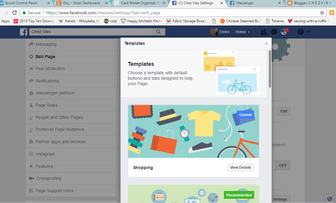 Simple Guide : How to Set Up a Facebook Shop