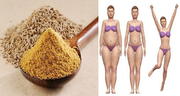 DOUBLE FAT LOSS WITH ONE TEASPOON OF THIS MIRACLE SPICE DAILY