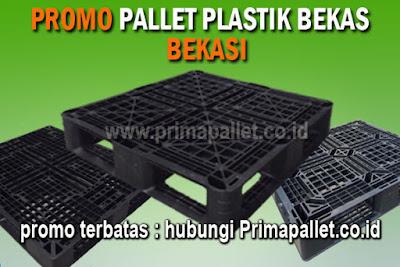 Harga Pallet Plastik Bekas Bekasi
