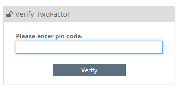 cryptopia two factor authentication