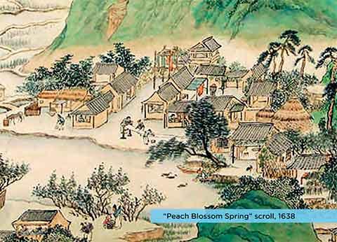 Petani di China Selatan