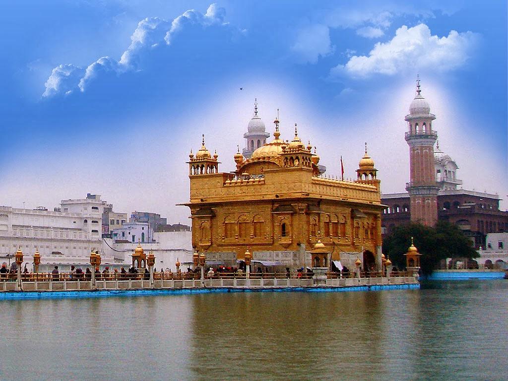 Golden Temple Hd Wallpapers