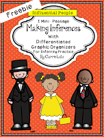 https://www.teacherspayteachers.com/Product/Freebie-Making-Inferences-with-Non-Fiction-Mini-Passages-1191757