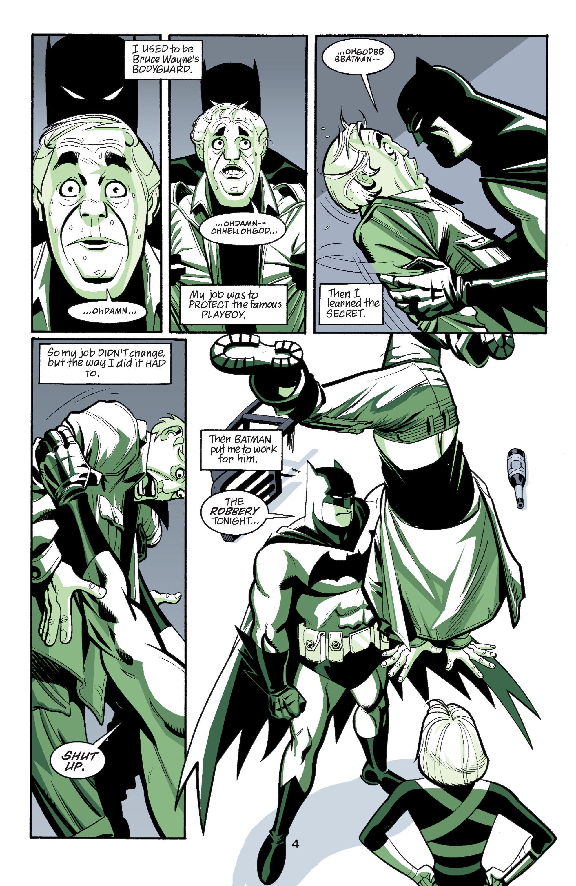 Detective Comics (1937) 765 Page 3