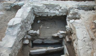 Συνεχίζονται οι ανασκαφικές έρευνες στα Πευκάκια Βόλου