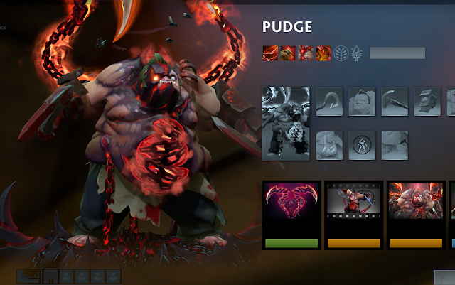 Mod Pudge Arcana Style 1 (Feast of Abscession)