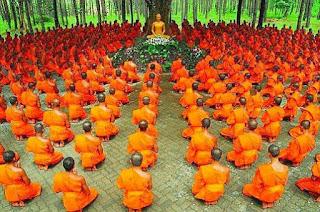 SANGHA - Pemuda Meniru Buddha