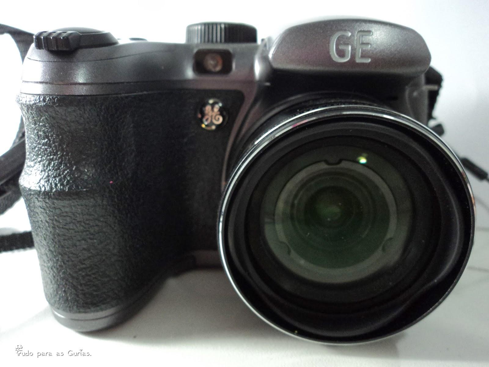 Comprinhas de Outubro de 2013; câmera da GE