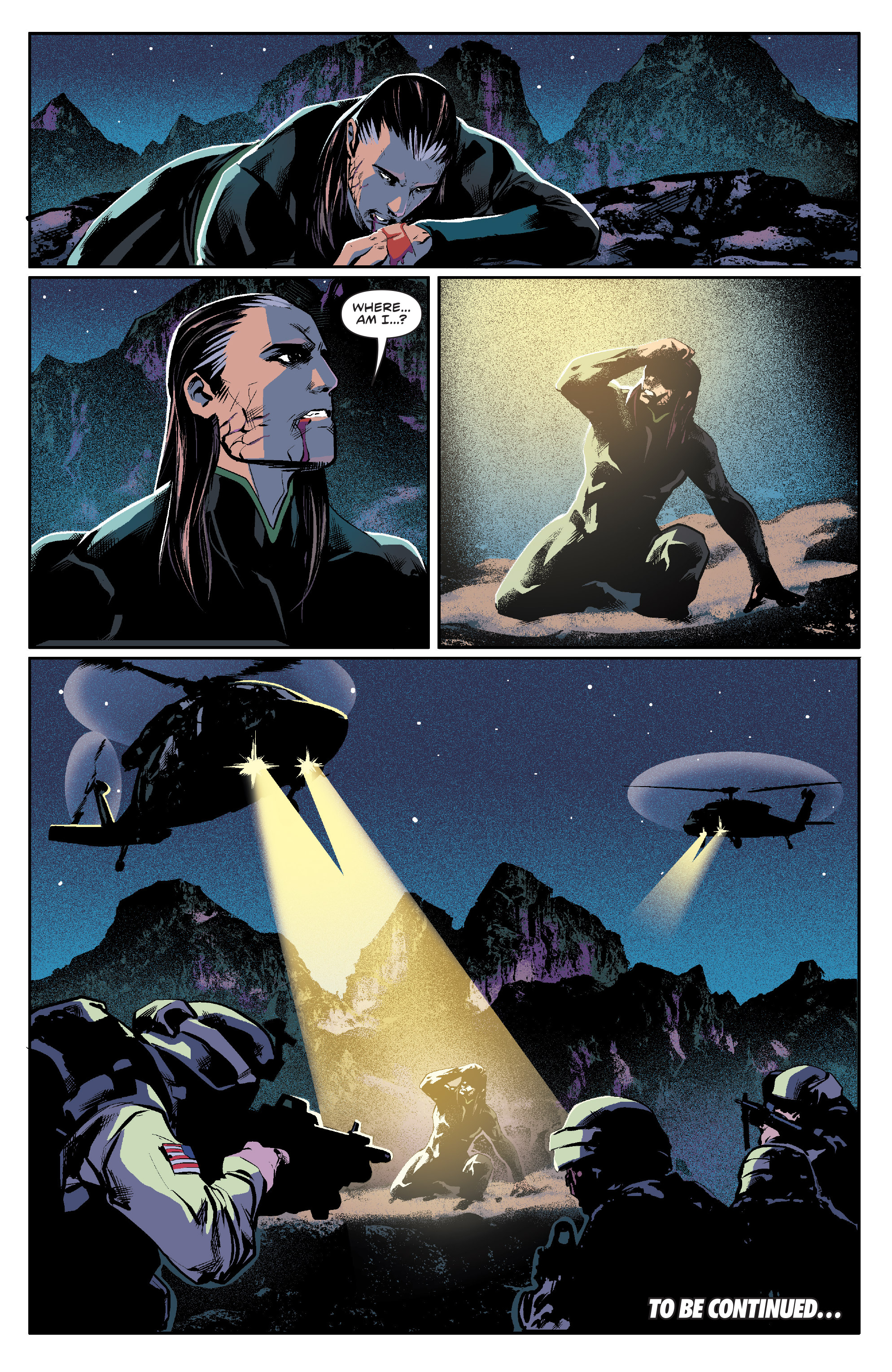 Read online Mighty Morphin Power Rangers comic -  Issue #16 - 20