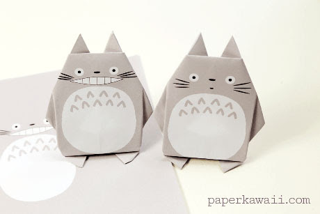 Paperized: Totoro Origami