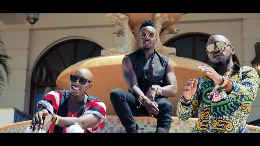 VIDEO: C4 Pedro Ft Sauti Sol