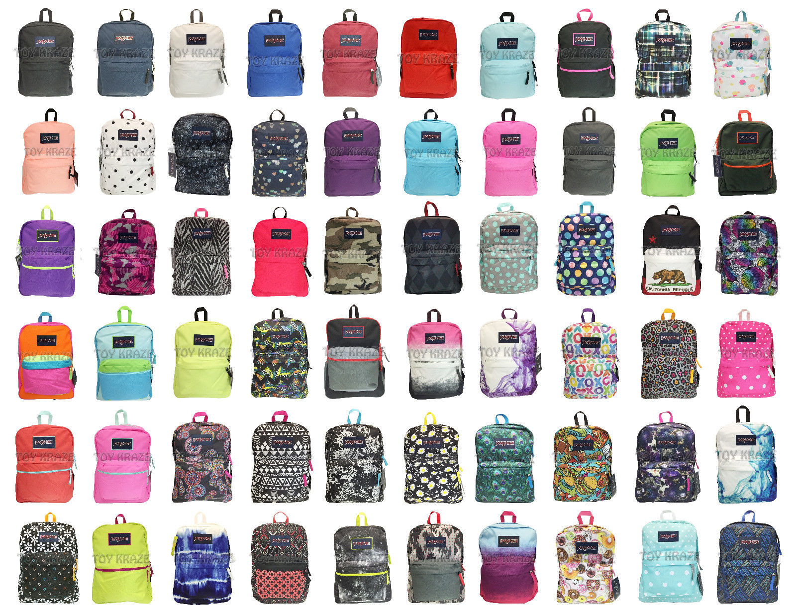 TIP GARDEN: Friday's Feature: Jansport BackPacks   Why I am