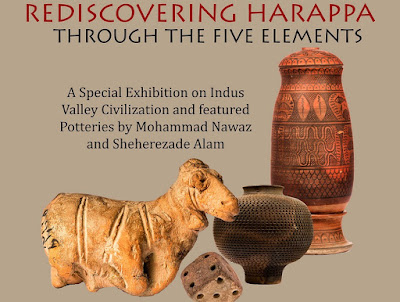 'Rediscovering Harappa: Through the Five Elements' at the Lahore Museum, Pakistan